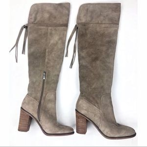Free Gift 🎁 - Franco Sarto Boots 9 Suede Ellyn